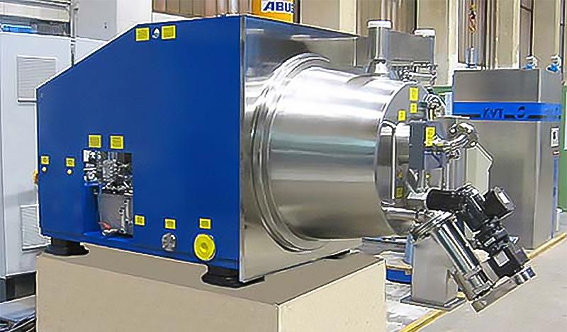 Wahlweiser Produktaustrag rieselfähiger Feststoffe durch Schwerkraft und adhäsiv wirkender Produkte mit Unterstützung einer leicht adaptierbaren Schnecke